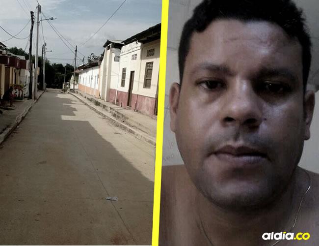 Rubén Darío Fontalvo Navarro, de 36 años, era prestamista y residía en Bosconia | Al Día