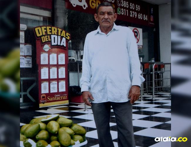 Adolfo de Jesús Polanco Mendoza, de 59 años, era de Magangué (Bolívar)  y tenía siete hijos | Al Día