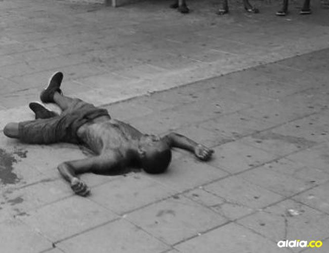 Tres puñaladas fueron las que recibió Hernán Montes Barroso. | Al Día