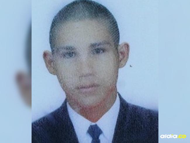 Ricardo Antonio, de 21 años, falleció por los cortes con machete. | Al Día