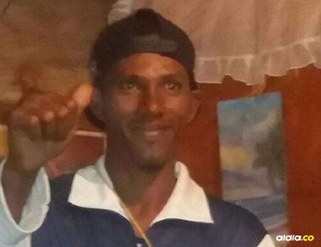 Lewis Puerta Beleño, asesinado por su propio primo de un balazo. | Al Día