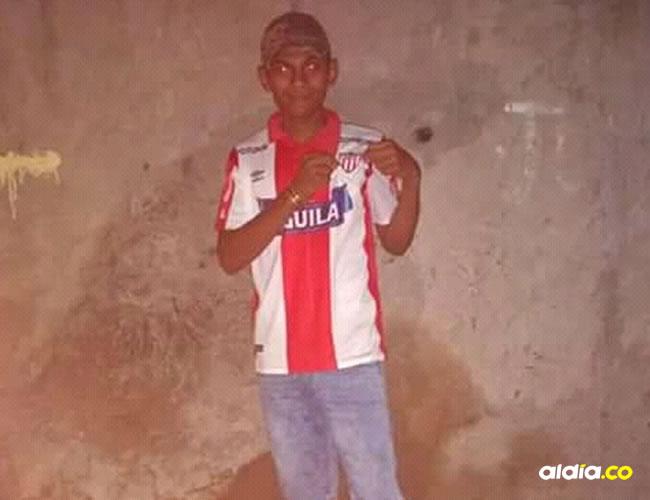 Luis Eduardo Martínez Rolong tenía 18 años y  era el menor de cuatro hermanos | Al Día