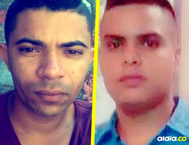 Víctor David Cervantes González y Brayan Fuentes Pérez, asesinados   AL DÍA
