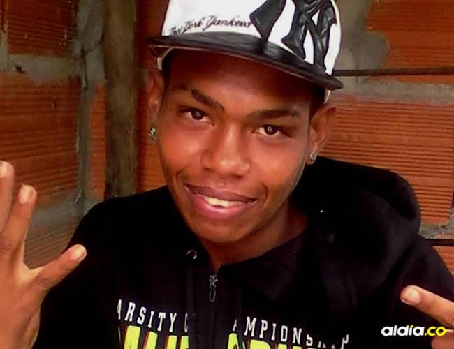 Luis David Lora Reslen, de 21 años, era conocido como 'Chopo   AL DÍA