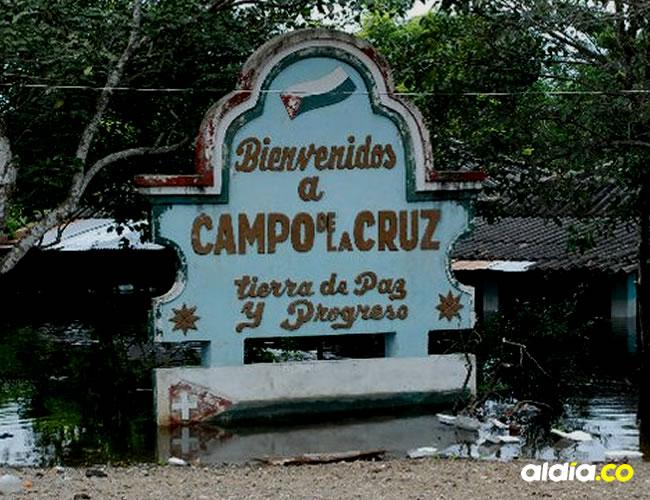 Campo de la Cruz fue testigo de un macabro asesinato en plena celebración del día del padre