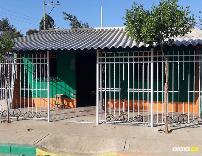 Los hechos en los que fue asesinado Emilio Manuel Tatis por su hijo ocurrieron en el barrio El Progreso, del municipio de Luruaco. Van dos parricidios este año en el Atlántico. | ALDÍA