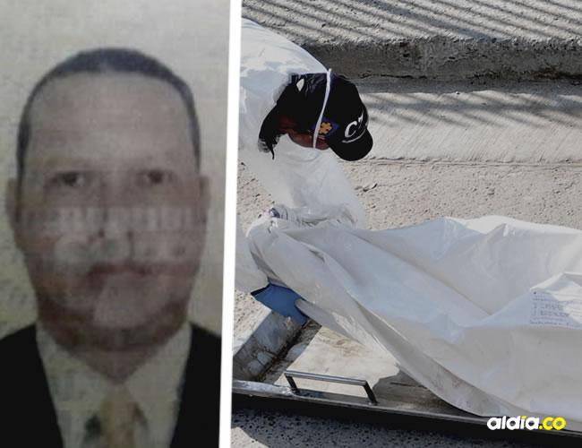 Jesús Rincón asesinó a su mujer y después se quitó la vida | Cortesía