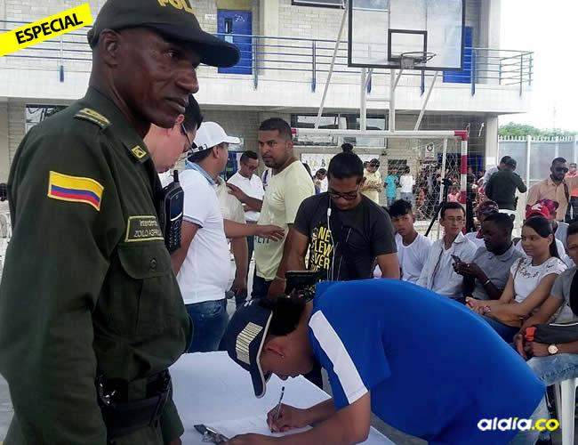 Su primera misión en la Policía fue trabajar como instructor de deportes en la Escuela Antonio Nariño | Al Día