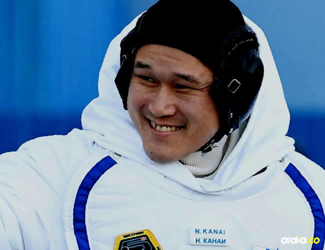 El astronauta japonés Norishige Kanai se disculpó hoy por afirmar que había crecido 9 centímetros durante las tres semanas que ha pasado en la Estación Espacial Internacional   Twitter