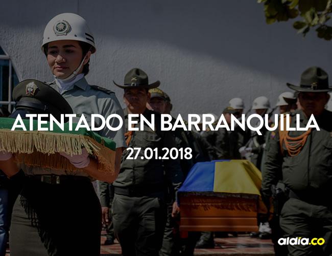 La ceremonia religiosa la presidió el arzobispo de Barranquilla, Pablo Emiro Salas. Asistieron también el gobernador del Atlántico, Eduardo Verano; el presidente del Senado, Efraín Cepeda; y el alcalde de Soledad, Joao Herrera, entre otros.   ALDÍA.CO
