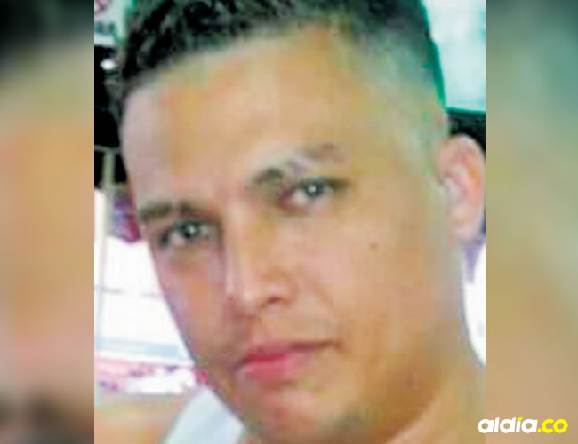 Luis Alfredo Silva murió en la ambulancia que lo llevaba a un centro asistencial. | AL DÍA