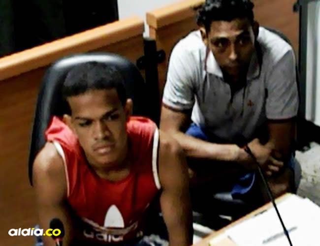 A Gilberto Emilio Caicedo Arrieta y Guillermo Jaramillo Ríos les imputaron homicidio agravado, pero no aceptaron los cargos | Al Día
