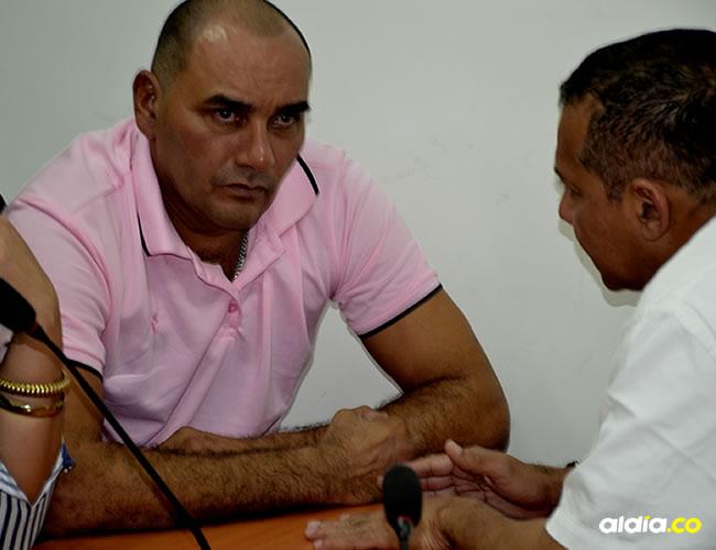 Nilson Mier Vargas le imputaron cargos por seis homicidios agravados, 47 homicidios agravados en grado de tentativa, terrorismo, rebelión, maltrato animal. | Luis Felipe De la Hoz
