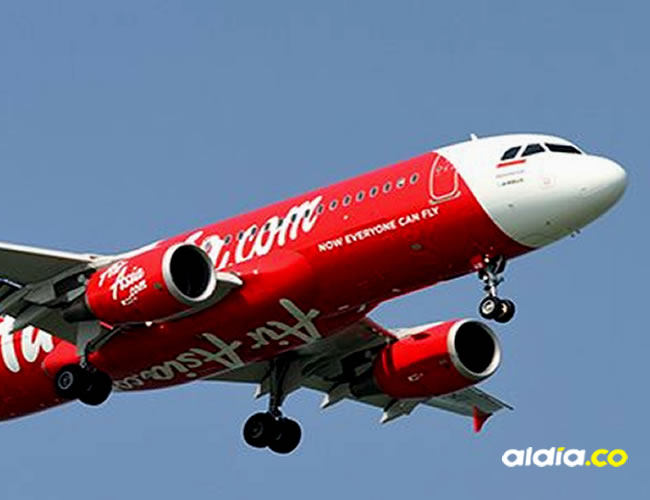 """AirAsia confirma que la aerolínea se encontró con un pasajero alborotador a bordo de un vuelo"" | Cortesía"