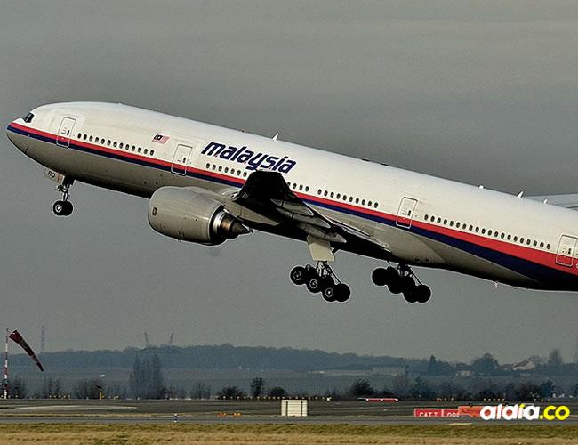 El vuelo MH370 desapareció misteriosamente en el mar de Malasia   Wikipedia