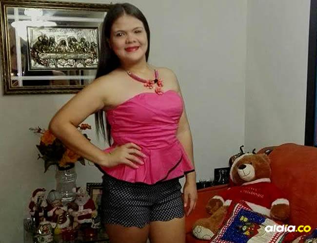 María Alejandra Pacheco Mercado, de 22 años | Cortesía