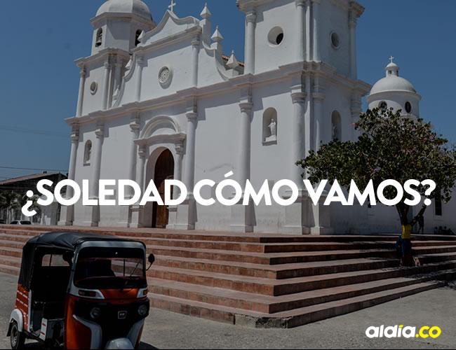 Soledad es uno de los municipios más importantes del Área Metropolitana de Barranquilla | Archivo