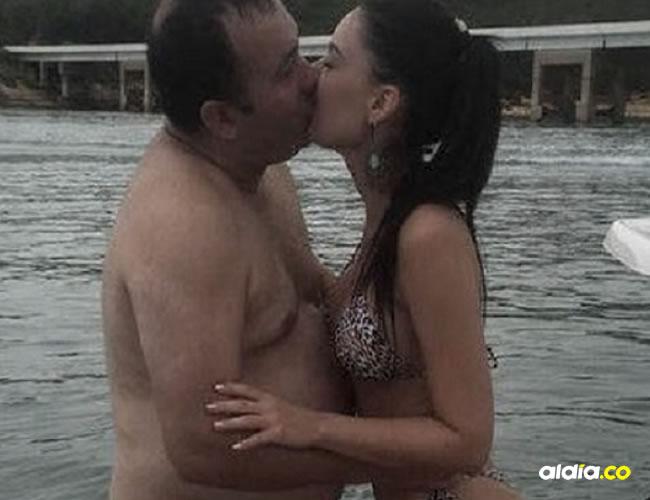 Esta es la pareja que tanto revuelo a causado en redes sociales | Facebook