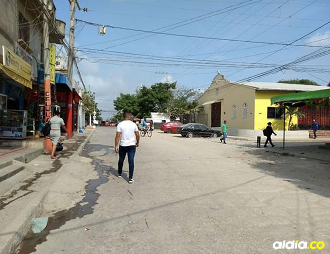 El hecho sucedió en la carrera 15 con calle 53, barrio Villa Rosa (Soledad). | Al Día