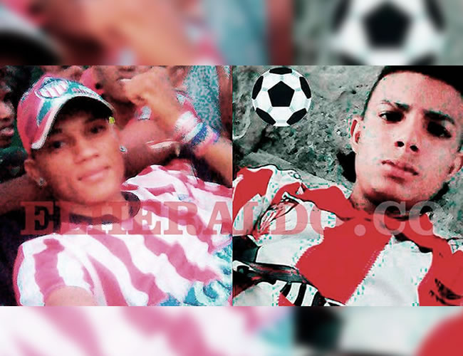 Los fallecidos responderían a los nombres de Luis González, quien era conocido como 'El Quilla' y Ferney Padilla | Cortesía.
