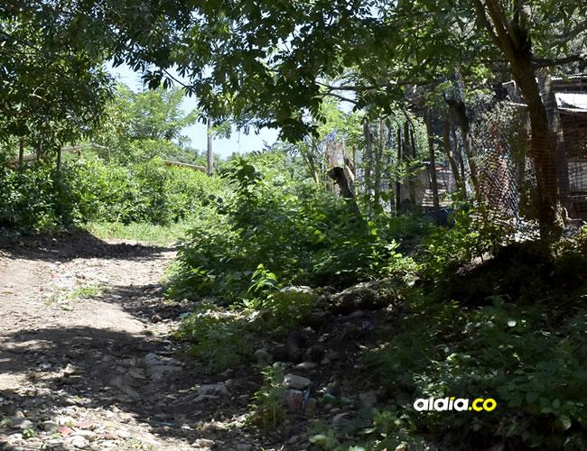 En una finca del sector de Henequén fue abandonada por su madre la bebé. //Foto ilustrativa.