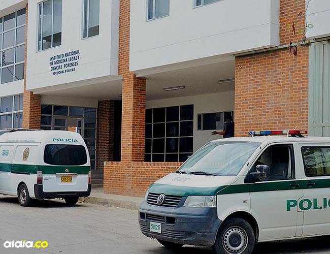 El cuerpo del niño llegó a la morgue el pasado sábado | AL DÍA