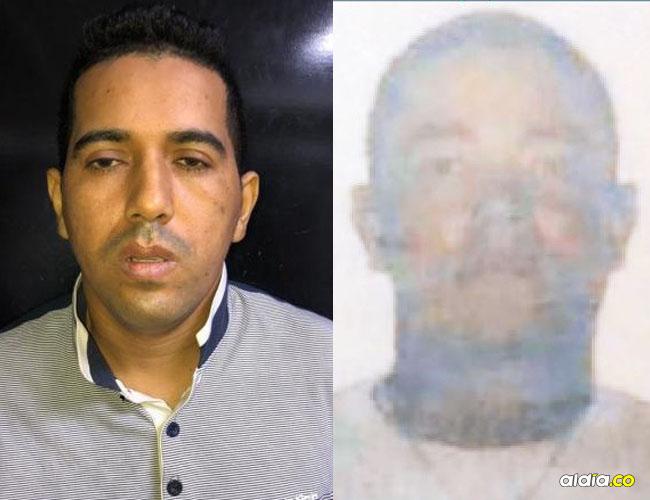 José Enrique Escalante Díaz, alias Cheo, de 33 años y José Alberto Ramos Hernández, alias el Ciego, de 35 años.