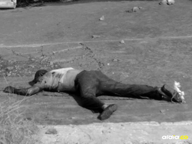 Cádaver del hombre debajo del puente. | Al Día