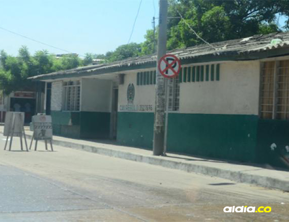 CAI de Rebolo   Archivo AL DÍA
