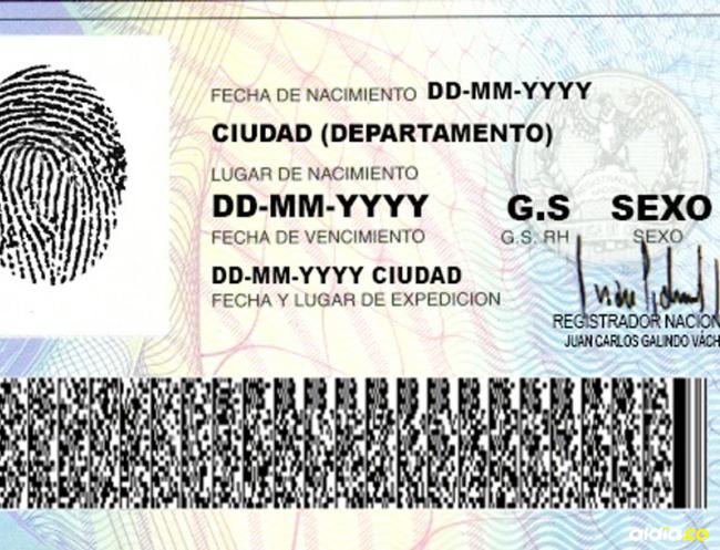 El documento de identidad es la base de nuestra vida jurídica como ciudadanos del estado colombiano.   Al Día