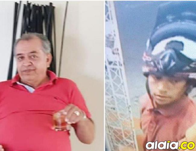 Pedro Loaiza presuntamente asesinado por Jorge Eliécer Posso Ortíz alias La Hormiga