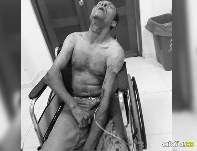 Carlos Ariel Gómez Medina, de 39 años, asesinado. | Al Día