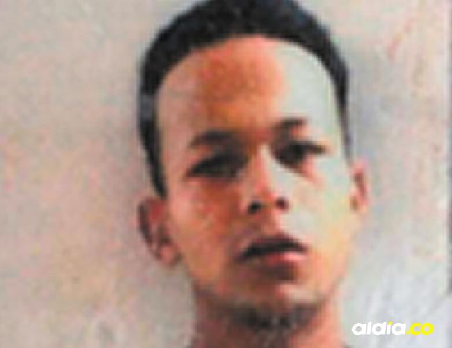 Luis Alejandro Briceño Manzanilla, joven venezolano asesinado de dos machetazos por su cuñado en Carrizal. | AL DÍA