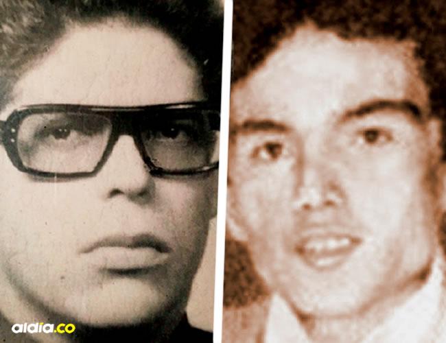 Julio Andrade y Héctor Beltrán   El Heraldo