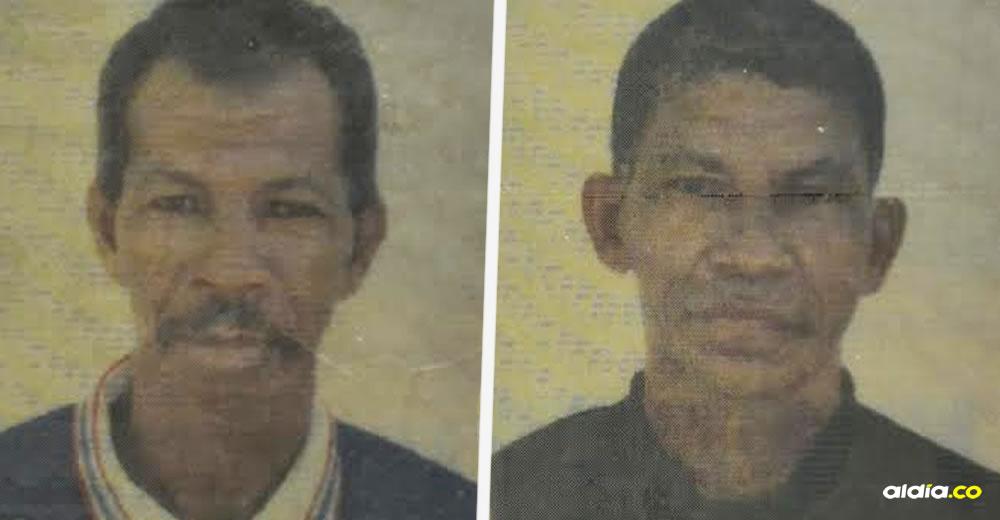 Las víctimas fueron identificadas como Eugenio y Julio Arellano De las Aguas, de 59 y 64 años | Al Día
