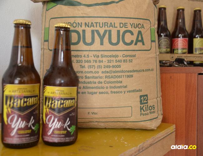 La Full Bacana a base de yuca industrial o amarga se ha ido abriendo caminos en Sincelejo y otras poblaciones de Sucre.
