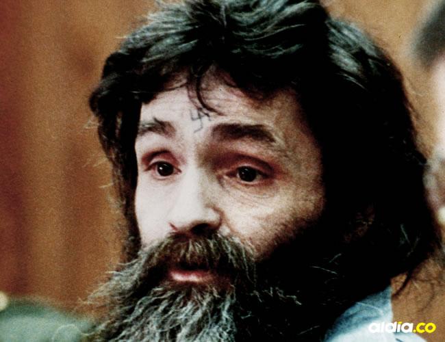 Charles Manson fue uno de los criminales mas aterradores de la historia   Archivo
