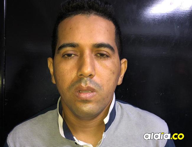 José Enrique Escalante Díaz, de 33 años, alias Cheo, también sería determinador del atentado en Bellarena.