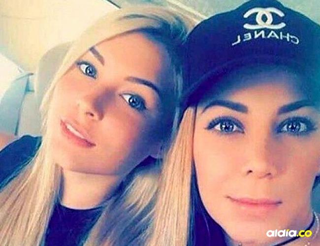 Tatiana García Guzmán y Dayana Sánchez, colombianas fallecidas en México I Internet