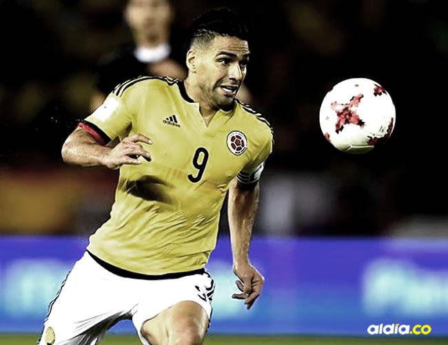 Falcao es uno de los goleadores de Europa y espera ir a su primer mundial | Heraldo