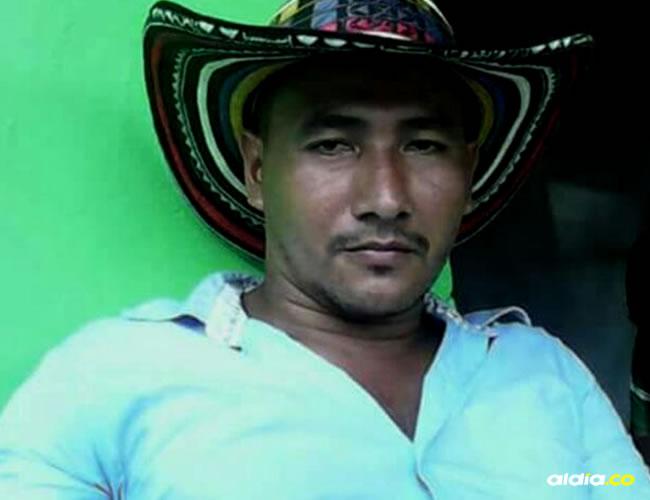 Gustavo Carlos Leones Julio, de 35 años, propietario del expendio de verduras El Trupillo | Al Día