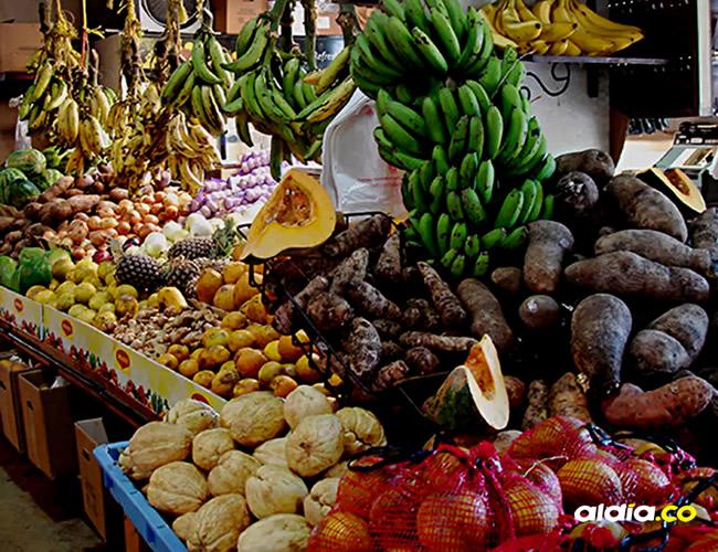 Los alimentos primero pasan por un proceso de clasificación | Civico.com