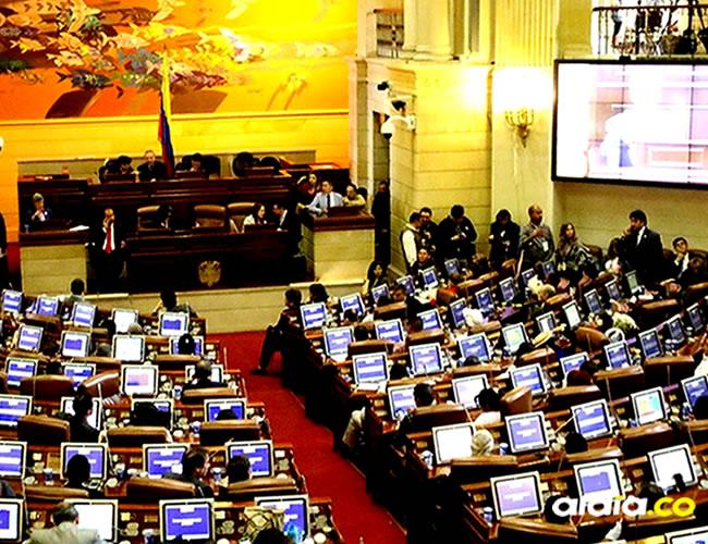 El aumento salarial será retroactivo, o sea que los congresistas estarían recibiendo 12 millones de pesos demás a partir de enero | La FM
