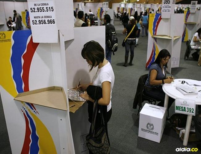 Las elecciones al congreso de la República se dieron el domingo 11 de marzo I Internet