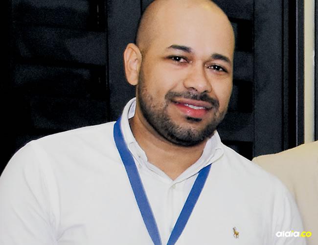 Carrillo Borja tiene  38 años y es  ingeniero industrial de profesión | AL DÍA