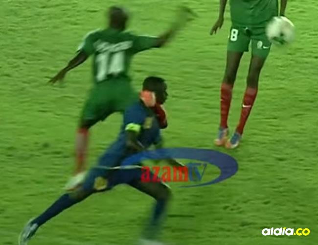 Capturada del video | Tomada de Azam TV.