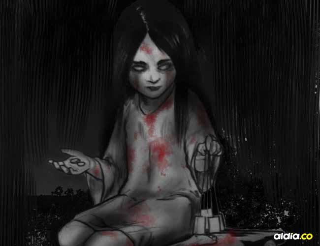 La leyenda de Juanita la inválida de la carretilla, se refiere a un espectro que deambula en Halloween.