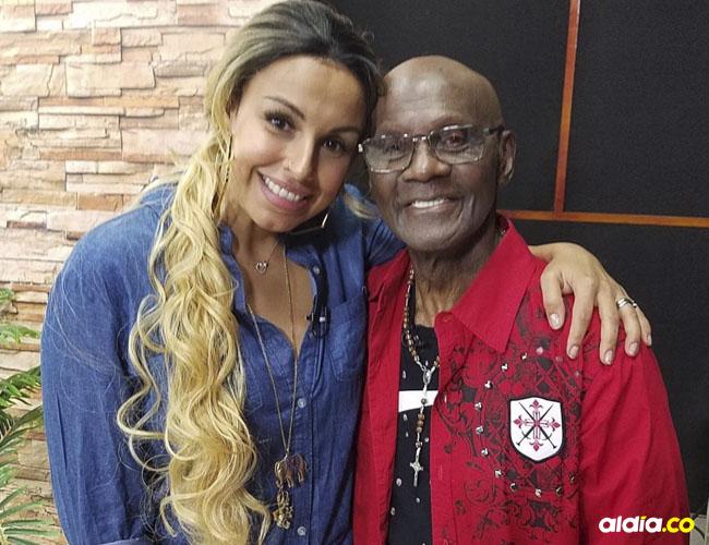 La amistad entre Cuco y Maía surgió en Barranquilla en 2018.