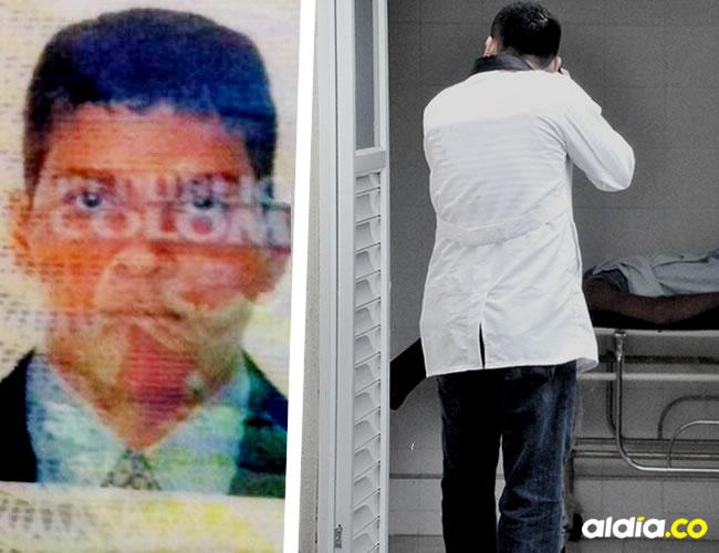 Óscar Andrés Rangel Rodríguez, de 22 años, fue la víctima