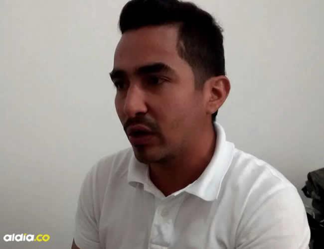 Jhonatan Martínez, papá del menor, dijo que la rectora del jardín infantil fue tajante en no recibir al niño | AL DÍA